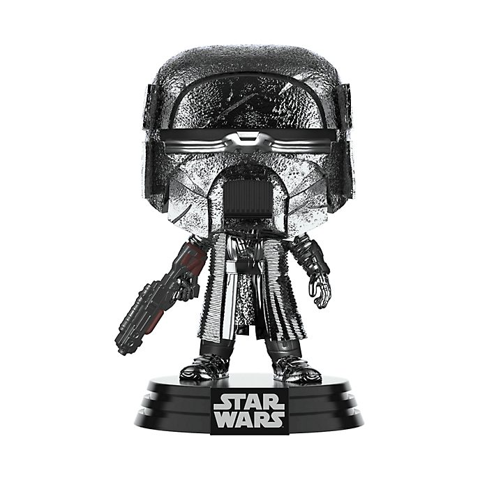 Funko Figurine Chevalier de Ren avec blaster Pop! en vinyle, Star Wars
