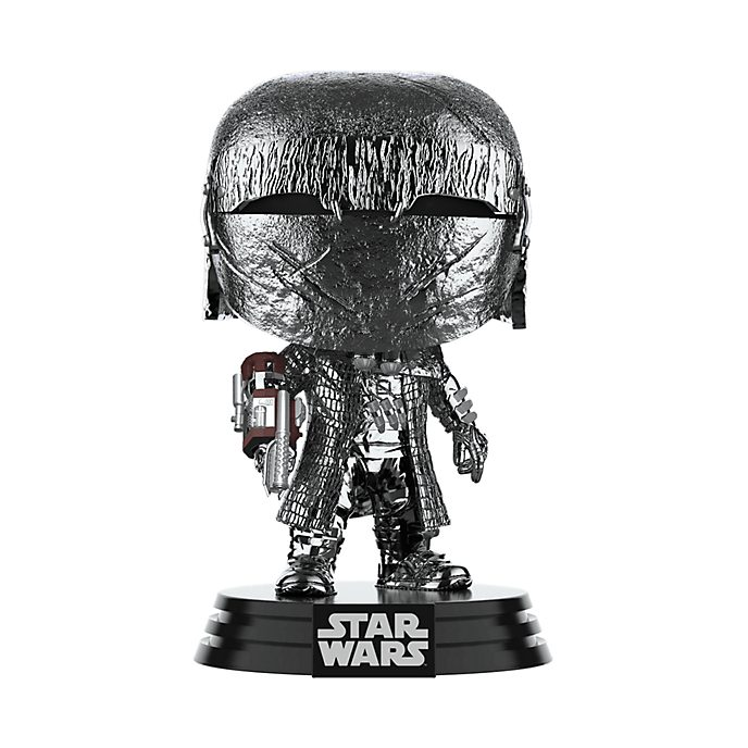 Funko Figurine Chevalier de Ren avec canon Pop! en vinyle, Star Wars
