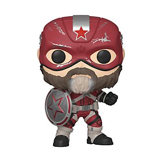 Figura de vinilo Pop! Guardián Rojo, Funko, Viuda Negra