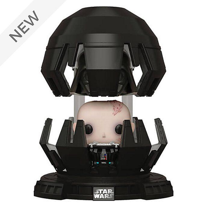 Funko Darth Vader in Meditation Chamber Deluxe Pop! Vinyl Figure, Star Wars
