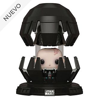 Figura vinilo exclusiva Darth Vader en sala de meditación, Star Wars, Funko Pop!