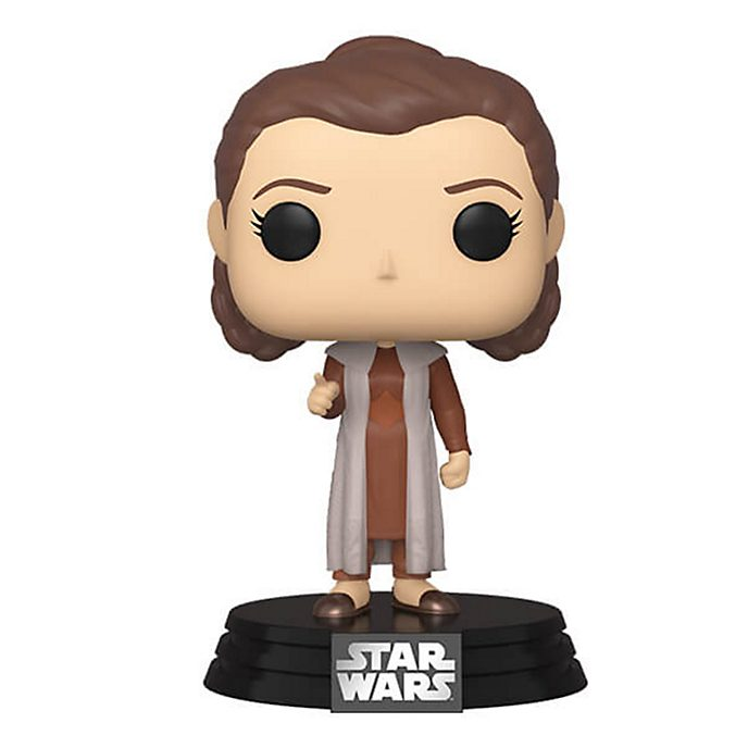 Funko Figurine Leia (Bespin) Pop! en vinyle, Star Wars