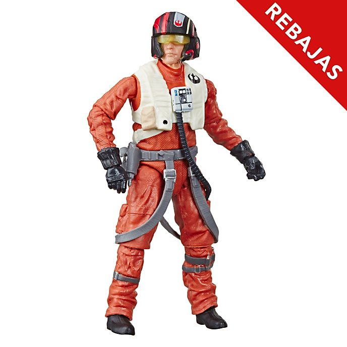 Hasbro figura acción Poe Dameron, Star Wars: The Vintage Collection