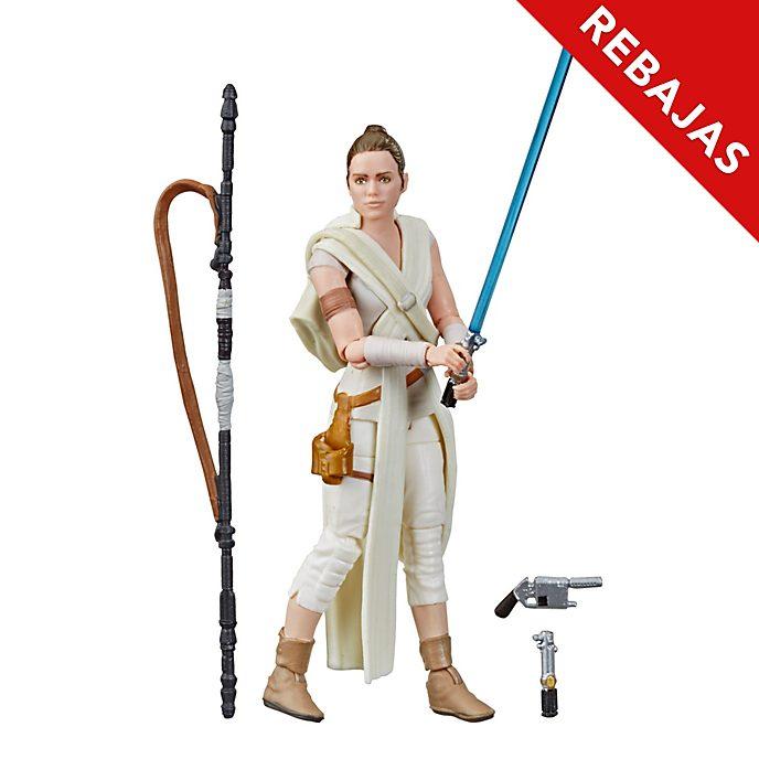 Hasbro figura acción Rey, Star Wars: The Vintage Collection
