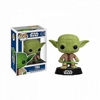 Funko Pop! figura vinilo Yoda, Star Wars