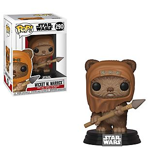 Funko Wicket W. Warrick Pop! Vinyl Figure, Star Wars