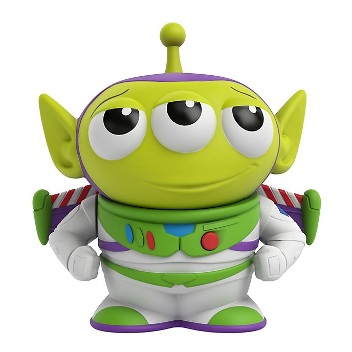 Mattel Alien Buzz Lightyear 3'' Figure, Toy Story