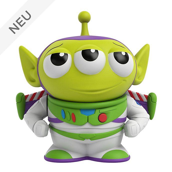 Mattel - Toy Story - Außerirdischer als Buzz Lightyear - Ca. 7,5cm große Figur