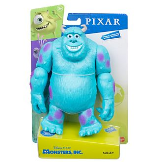 Mattel Sulley 7'' Action Figure, Monsters, Inc.