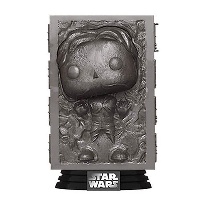Personaggio in vinile Han Solo nella carbonite serie Pop! di Funko, Star Wars