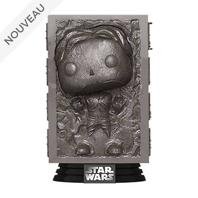Funko Figurine Han Solo (Carbonite) Pop! en vinyle, Star Wars