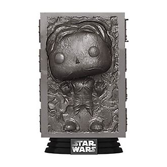 Personaggio in vinile Han Solo nella carbonite serie Pop! di Funko, Star Wars