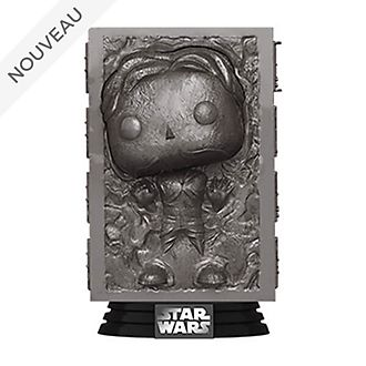 Funko Figurine Han Solo (Carbonite) Pop! en vinyle, Star Wars