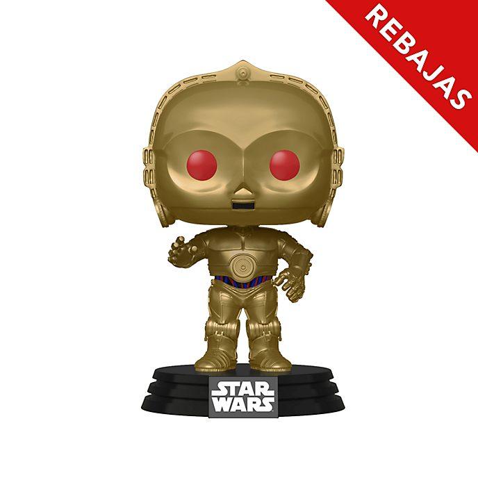 Figura vinilo Pop! C-3PO ojos rojos, Star Wars: El Ascenso de Skywalker, Funko