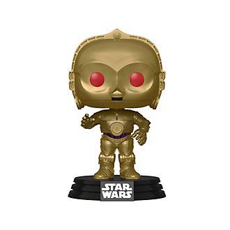 Funko - C-3PO mit roten Augen - Pop! Vinylfigur