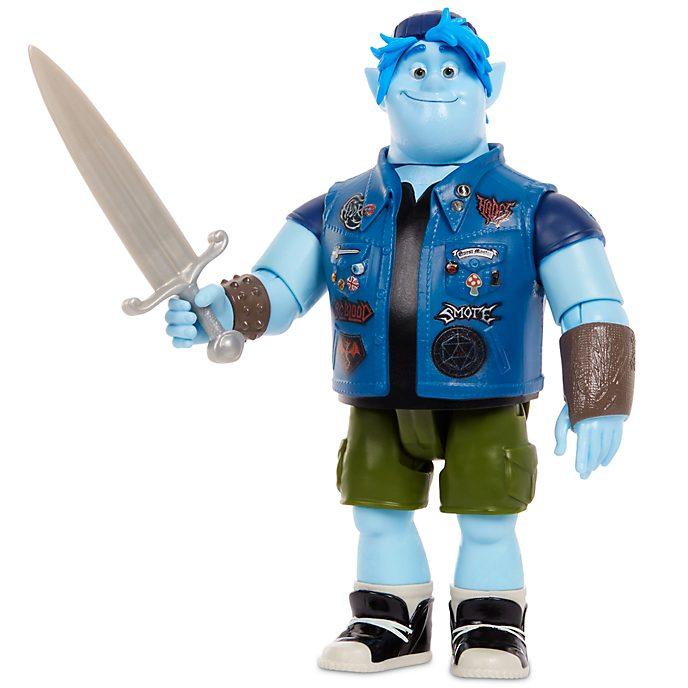 Mattel Figurine Barly Lightfoot articulée, En avant