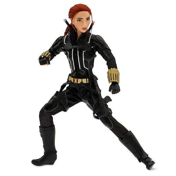Disney Store Poupée Black Widow en édition spéciale