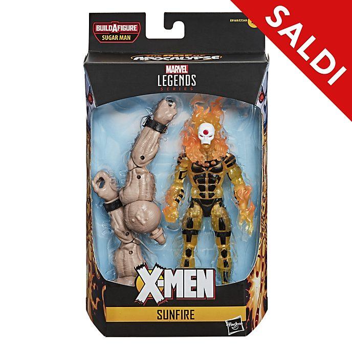 Action figure Sole Ardente 15 cm serie Marvel Legends Hasbro