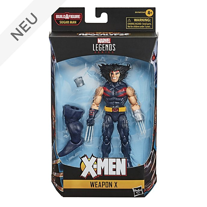 Hasbro - Marvel Legends Series - Weapon X - ca. 15 cm große Actionfigur