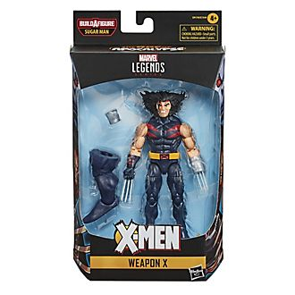 Hasbro - Marvel Legends Series - Weapon X - ca. 15 cm große Actionfigur