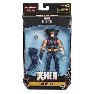 Action figure Arma X 15 cm serie Marvel Legends Hasbro
