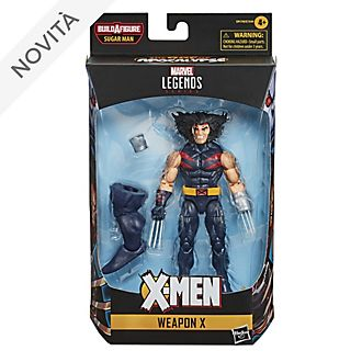 Action figure Arma X 15 cm serie Marvel Legends Hasbro