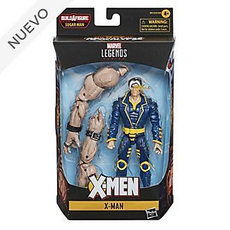 Figura acción X-Man, serie Marvel Legends, Hasbro (15cm)
