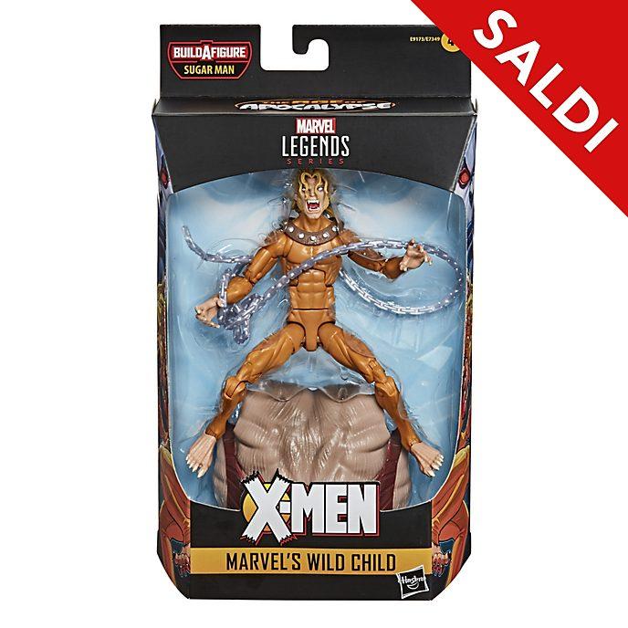 Action figure Wild Child 15 cm serie Marvel Legends Hasbro