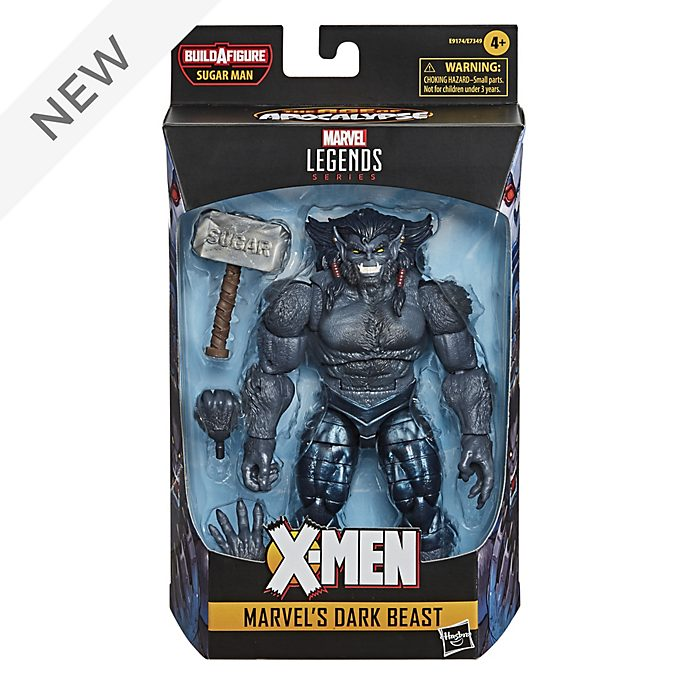 Hasbro Marvel's Dark Beast 6'' Marvel Legends Series Action Figure