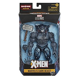 Hasbro Figurine Dark Beast articulée 15 cm, Marvel Legends Series