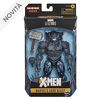 Action figure Bestia Nera 15 cm serie Marvel Legends Hasbro