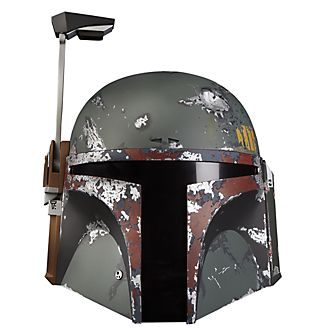 Hasbro Boba Fett The Black Series Premium Electronic Helmet