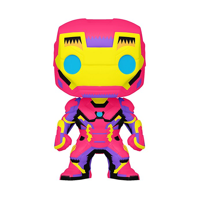 Funko Iron Man Special Edition Pop! Vinyl Figure