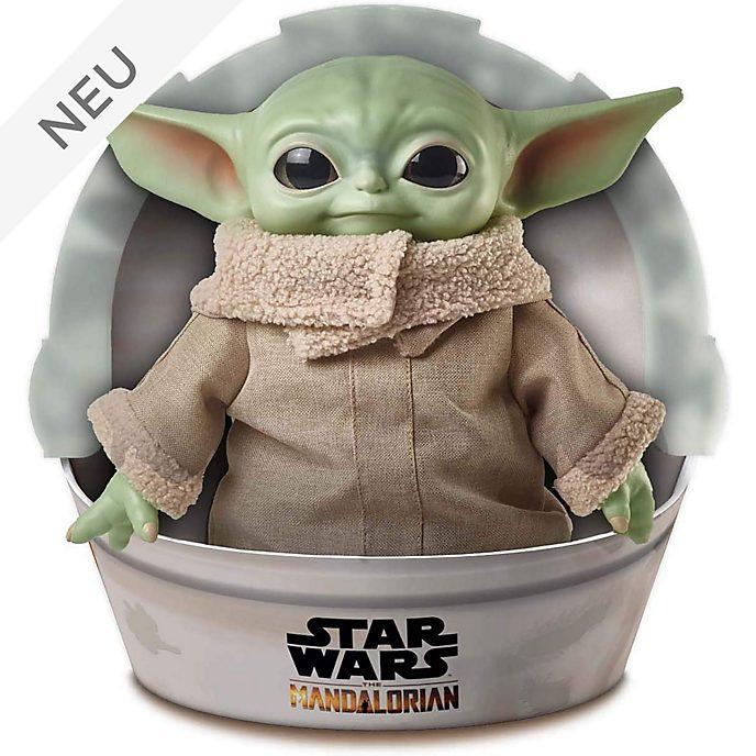 Mattel - Star Wars: The Mandalorian - Das Kind - Kuschelpuppe