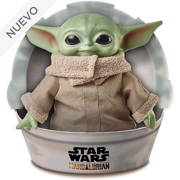 Peluche The Child, Star Wars: The Mandalorian, Mattel
