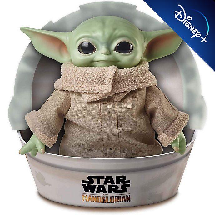 """Peluche """"Il Bambino"""" Star Wars: The Mandalorian Mattel"""