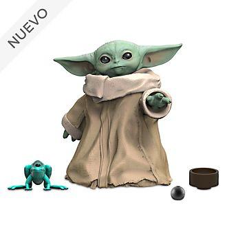 Figura acción The Child, Star Wars: The Mandalorian Black Series, Hasbro