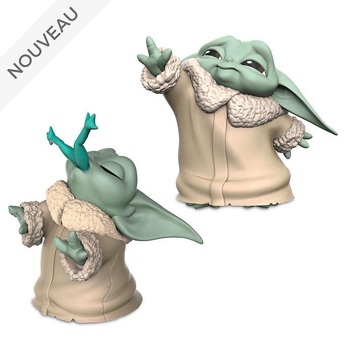 """Hasbro Ensemble de figurines The Child avec """"Grenouille"""" et avec """"La Force"""""""