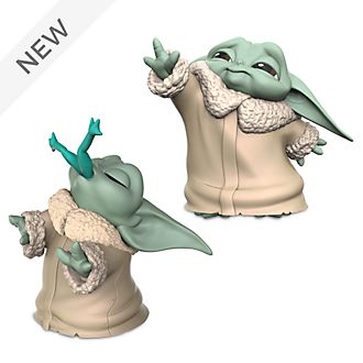 Hasbro The Child 'Froggy Snack' and 'Force Moment' Figurine Set