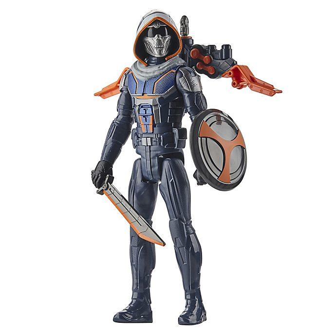 Figura acción Supervisor, serie Titan Hero Blast Gear, Hasbro