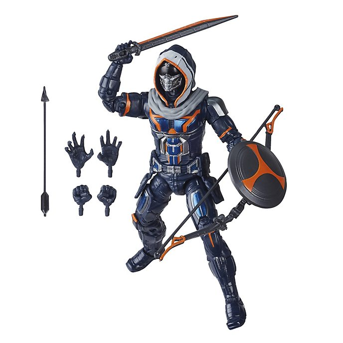 Figura acción Supervisor, serie Marvel Legends, Hasbro (15 cm)