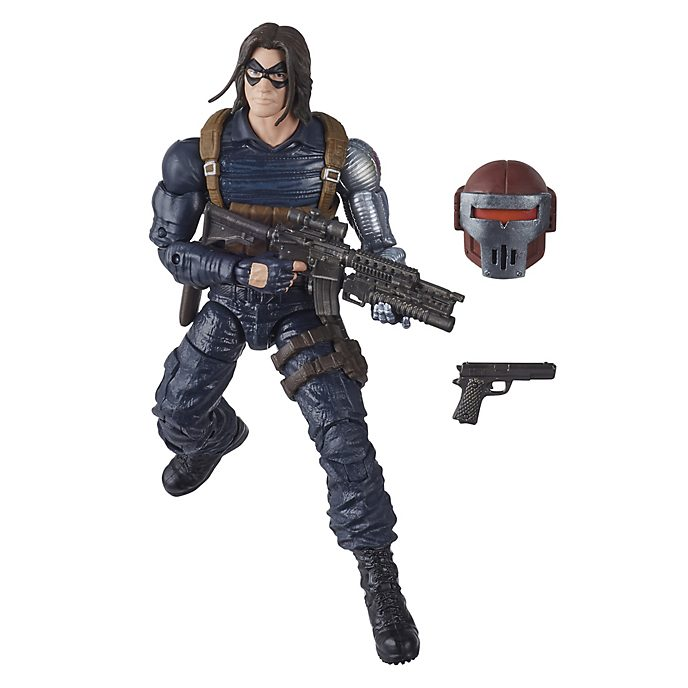 Hasbro Winter Soldier 6'' Marvel Legends Series Action Figure