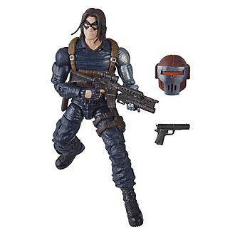 Hasbro - Marvel Legends Series - Winter Soldier - ca. 15cm große Actionfigur