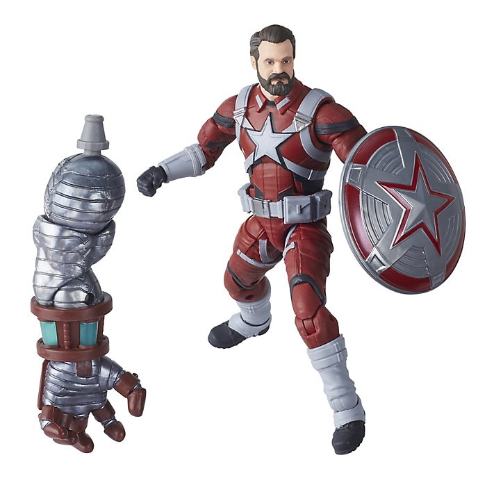 Hasbro Red Guardian 6'' Marvel Legends Series Action Figure