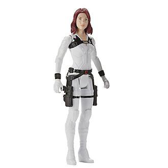Hasbro Figurine Black Widow articulée Titan Hero Power FX