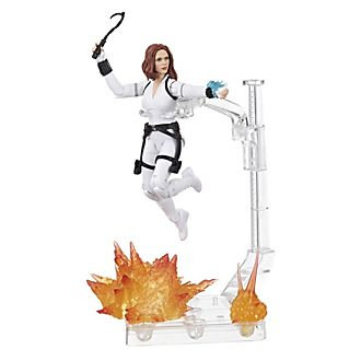 Hasbro Black Widow Deluxe 6'' Marvel Legends Series Action Figure