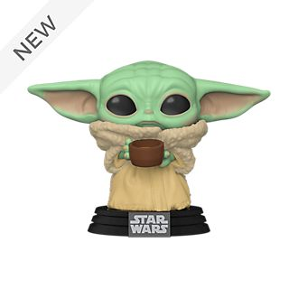 Funko The Child with Cup Pop! Vinyl Figure, Star Wars