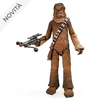 Action figure parlante Chewbacca Star Wars Disney Store