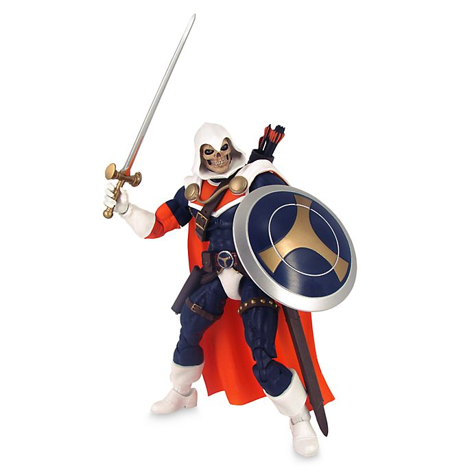Action figure da collezione Taskmaster Marvel Select