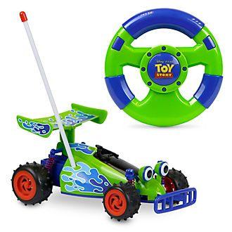 Disney Store RC Buggy Remote Control Car